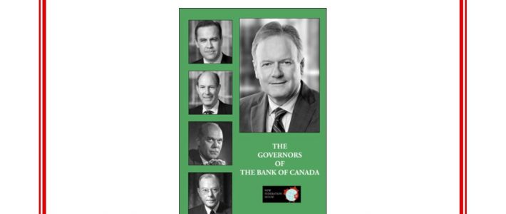 Invitation to Book Launch – Bank of Canada, Ottawa