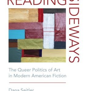 Dana Seitler's Book Nominated for 2020 Lambda Literary Award!